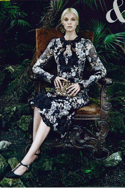 Anna Piirainen Dolce&Gabbana 1