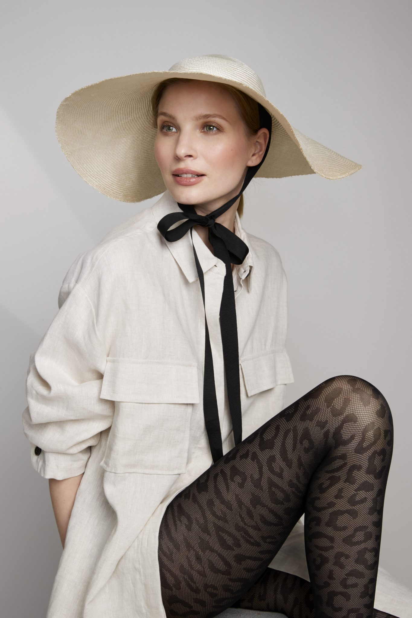 ANNA for Vogue Hosiery SS21